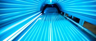 More people get skin cancer from tanning beds than get lung cancer from cigarettes