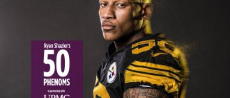 Ryan Shazier's 50 Phenoms Podcast