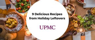 9 Delicious Recipes from Holiday Leftovers