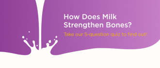Quiz: How Does Milk Strengthen Bones?