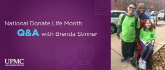 National Donate Life Month: Q&A With Brenda Stinner